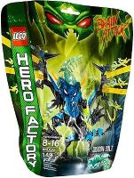 LEGO Hero Factory DRAGON BOLT 44009 -AGE 8-16